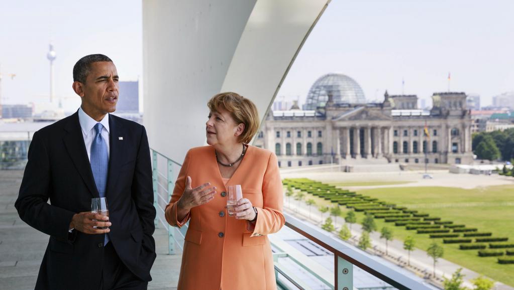 Espionnage: des relations germano-américaines toujours plus tendues