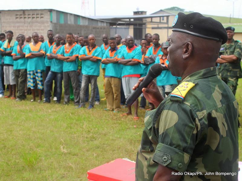 RDC/Amnistie: 315 nouveaux bénéficiaires dont 154 miliciens « Bakata Katanga » et 68 ex-M23
