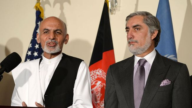 Afghanistan: Ghani et Abdullah signent un accord de gouvernement d'union nationale