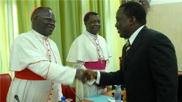 RDC: l'Eglise catholique dit «non» à la révision de la Constitution