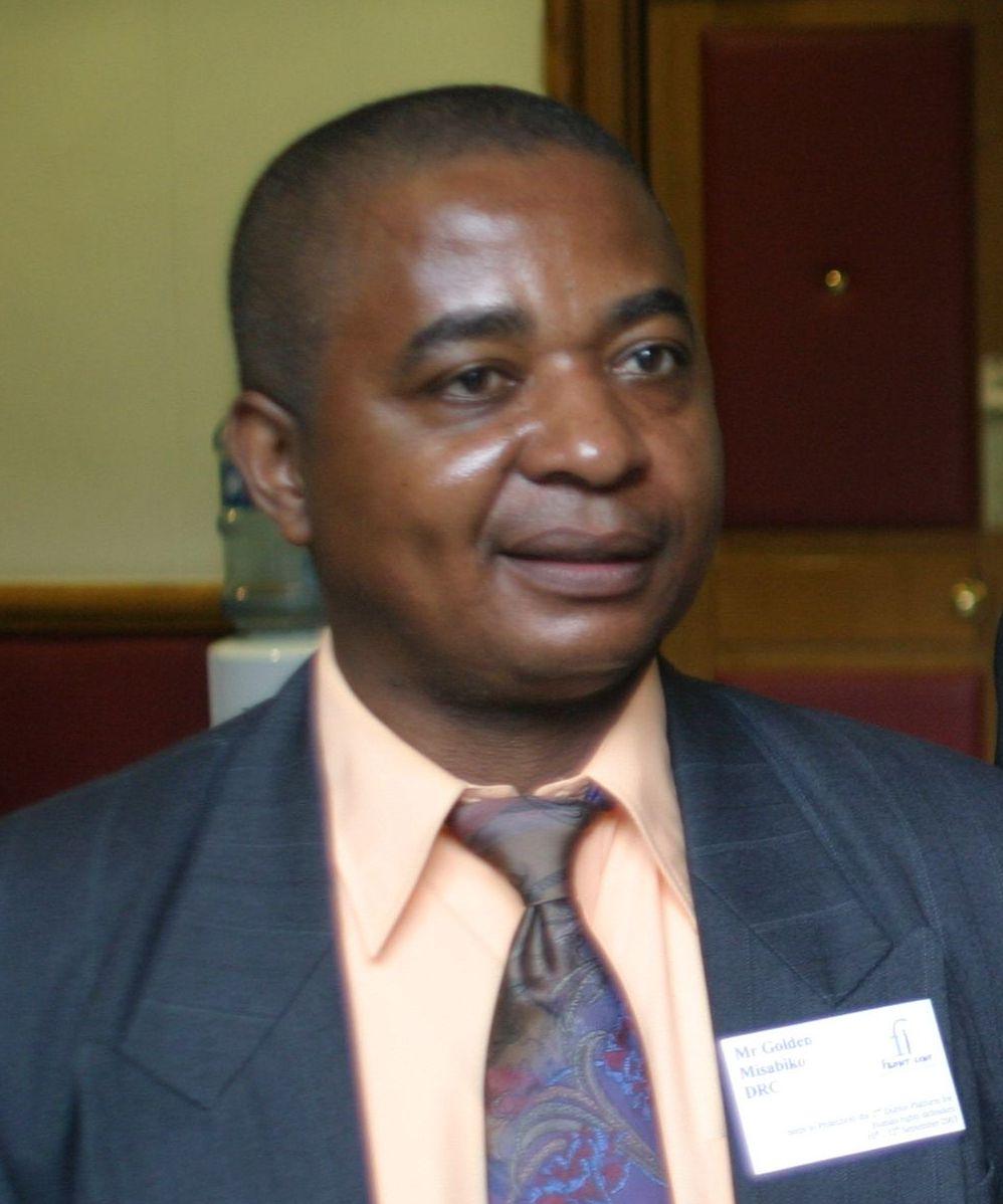 Allemagne: le Congolais Golden Misabiko primé pour sa lutte contre le nucléaire