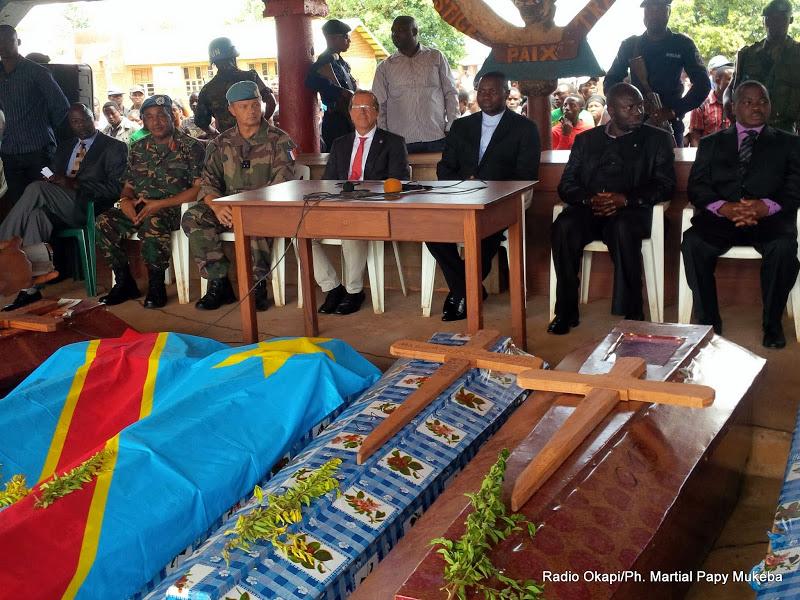 RDC: nouveau bilan de l'attaque attribuée aux ADF à Beni, 24 morts