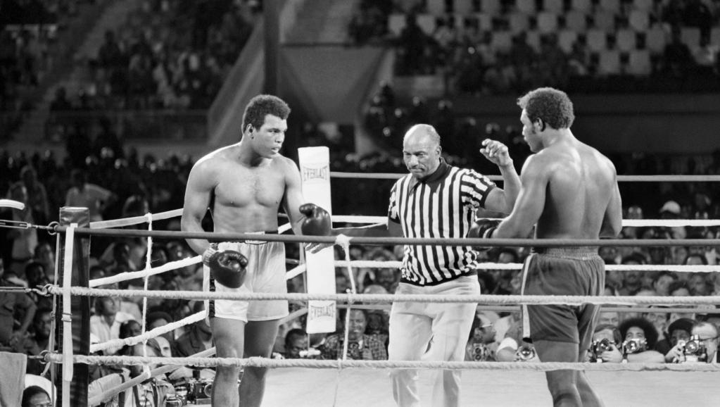 «Combat du siècle»: 40 ans après, Mohamed Ali toujours vainqueur par KO à Kinshasa