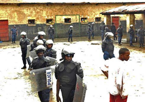RDC: plus de 300 détenus en cavale après une évasion au Kivu