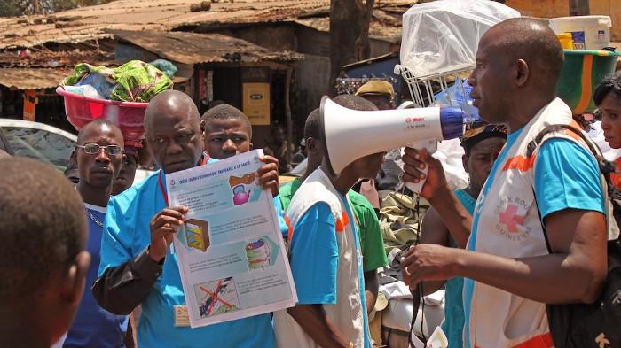 RDC: Ebola a causé 164 décès depuis le début du mois d'août