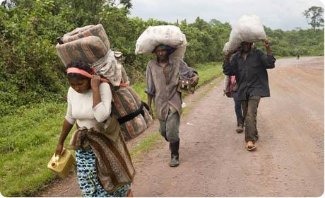 RDC: les civils de nouveau victimes d'un massacre dans la région de Béni