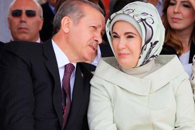Le rôle de la femme c'est «la maternité», selon le président Recep Tayyip Erdogan