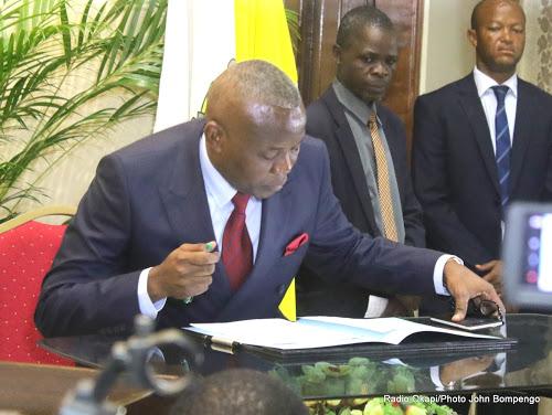 L'UNC Ituri demande à Kamerhe de s'engager à nouveau dans l'accord de Genève