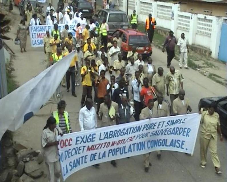 RDC: grève des employés de l'Office congolais de contrôle