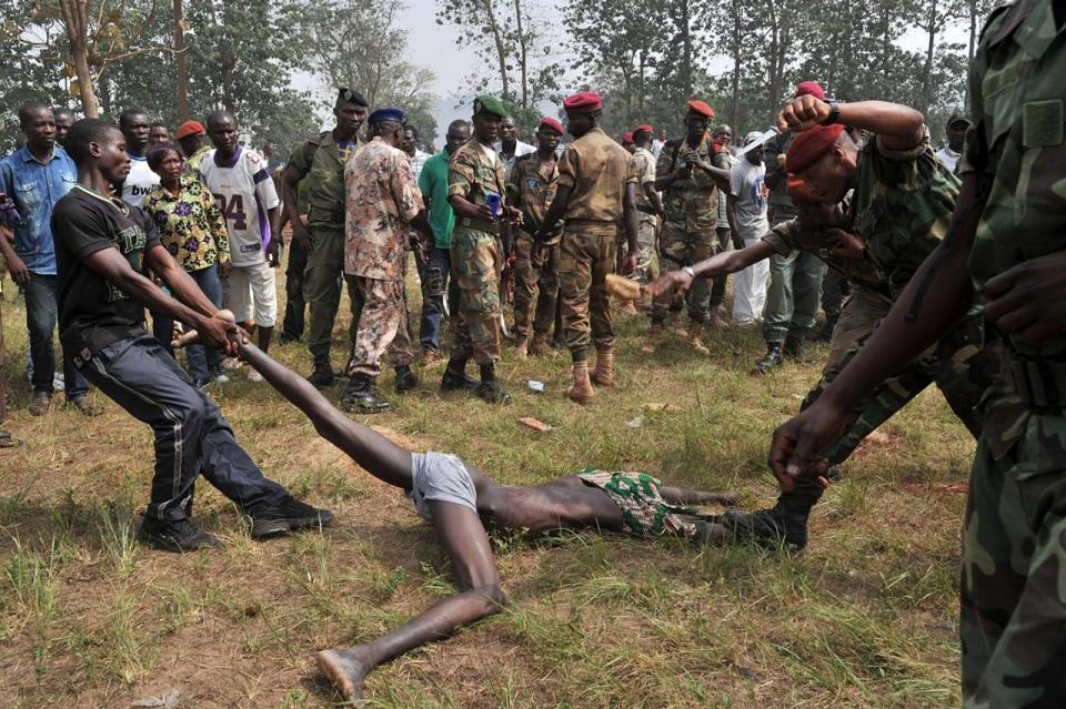 Centrafrique: Une vingtaine de tués dans des heurts entre groupes armés