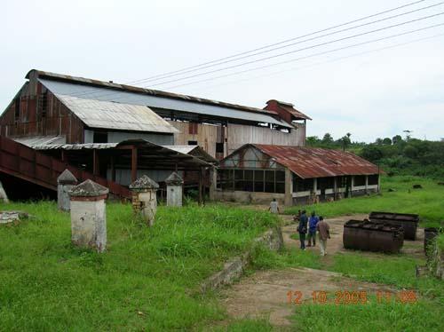 RDC: à Lusanga (Leverville), nostalgie d'un passé glorieux avec Unilever au Congo-Zaïre