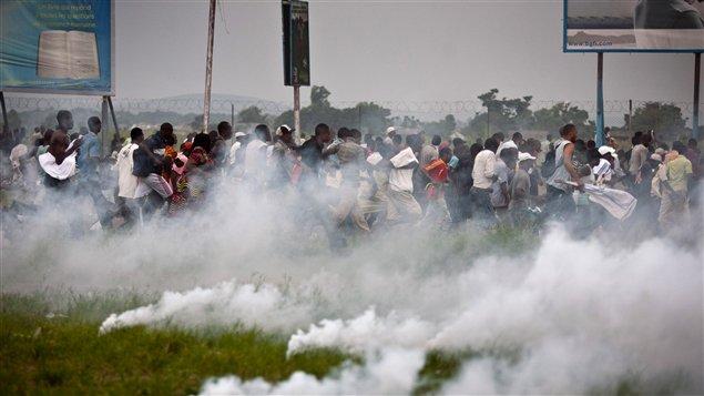 RDC: La marche pacifique des laïcs catholiques violemment  réprimée à Kinshasa