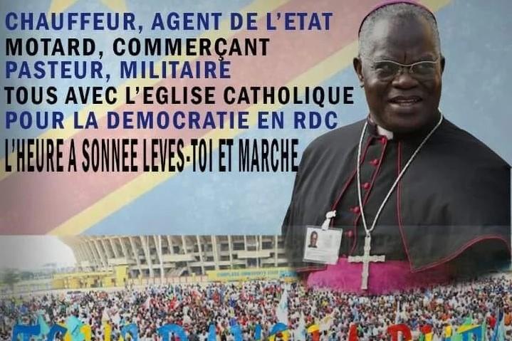 RDC: l'Église mène la contestation face à Joseph Kabila, l'opposition à la peine