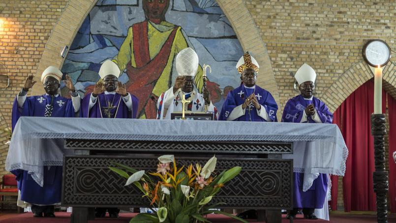RDC: des tirs éclatent à Kinshasa après la messe du cardinal Monsengwo en mémoire des victimes