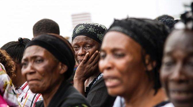Kasaï-Central: 560 veuves des militaires réclament le paiement de leurs rentes de survie