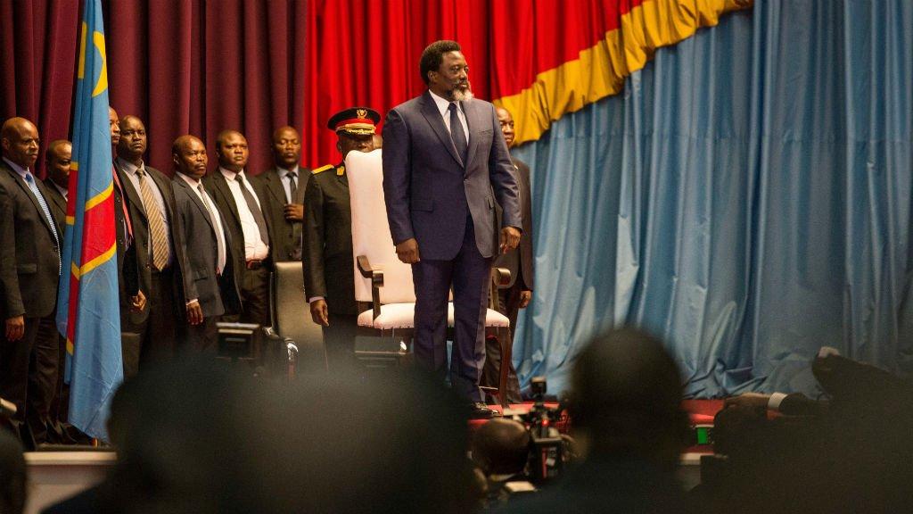 Présidentielle en RD Congo: l'énigmatique discours de Joseph Kabila au Parlement