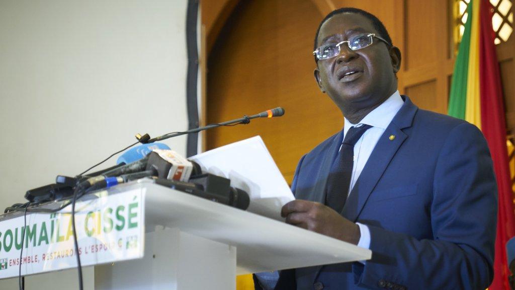 Mali: Soumaïla Cissé se déclare vainqueur de la présidentielle