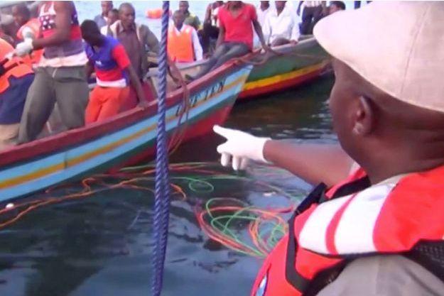 Tanzanie: Au moins 131 morts dans le naufrage du lac Victoria