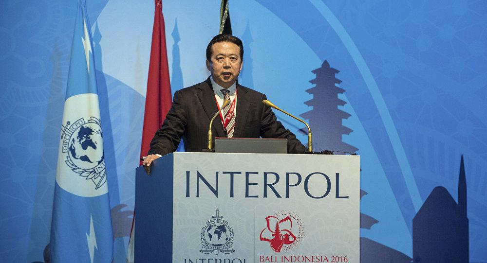 France: Le président chinois d'Interpol porté disparu