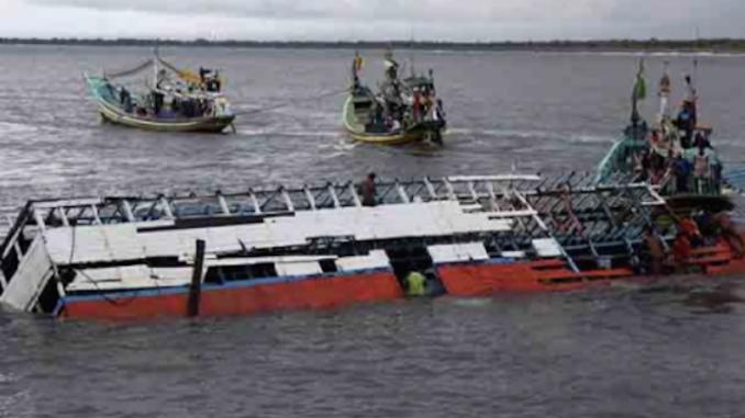 RDC: Au moins 17 mineurs artisanaux morts et une vingtaine disparus dans un naufrage