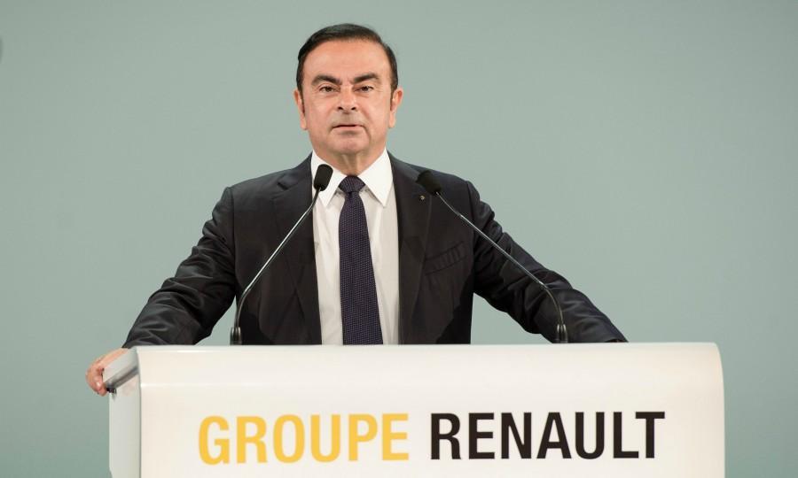 Carlos Ghosn, le PDG du groupe Renault-Nissan arrêté au Japon