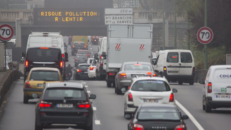 France: les véhicules les plus polluants bientôt boutés de la métropole de Paris