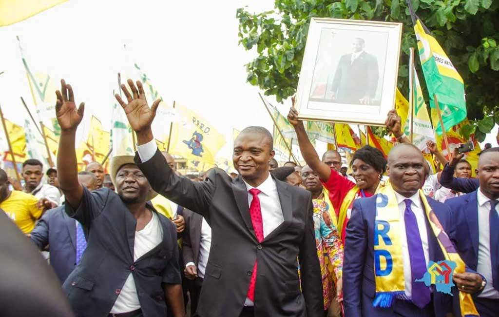 RDC: la publication de l'équipe de campagne de Ramazani Shadary crée polémique