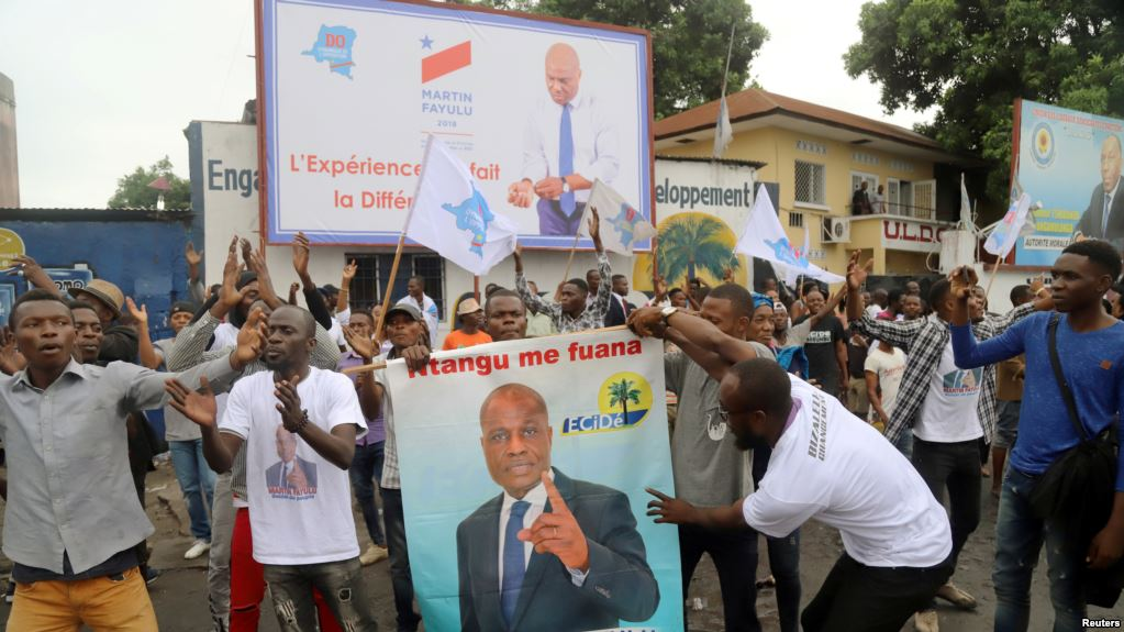 RDC-Présidentielle: la campagne électorale suspendue à Kinshasa, Martin Fayulu empêché d'entrer dans la capitale