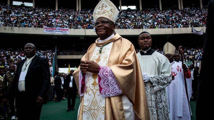 RDC: l'archevêque de Kinshasa met en garde contre un nouveau report des élections