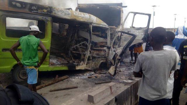 Kongo-Central: près de 50 morts dans un accident de circulation à Kisantu