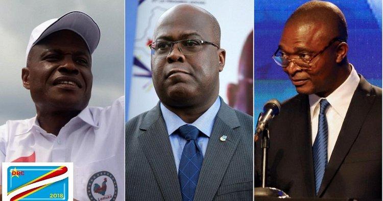 Présidentielle en RDC: Qui de ces trois candidats est le vainqueur que dit connaître la Cenco?