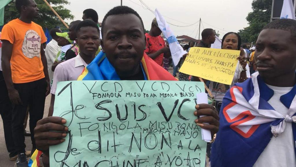 Report partiel des élections en RDC: manifestations de colère à Goma, Beni et Butembo