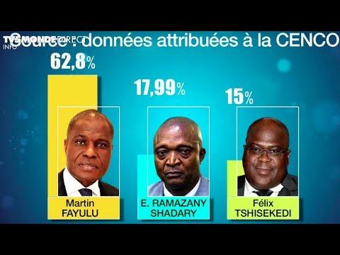Martin Fayulu Madidi, Président élu de la République démocratique du Congo (VIDEO)