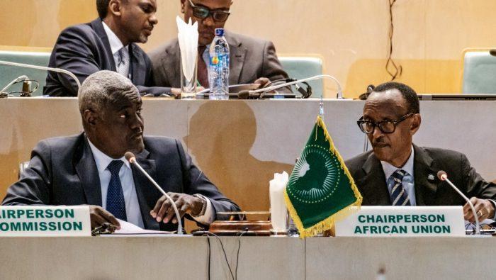 Présidentielle en RDC: l'Union Africaine demande « la suspension de la proclamation des résultats définitifs »