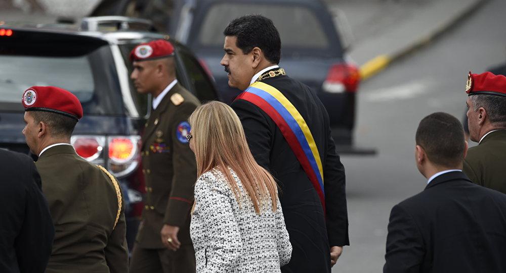 Venezuela: Washington accentue la pression sur Nicolas Maduro
