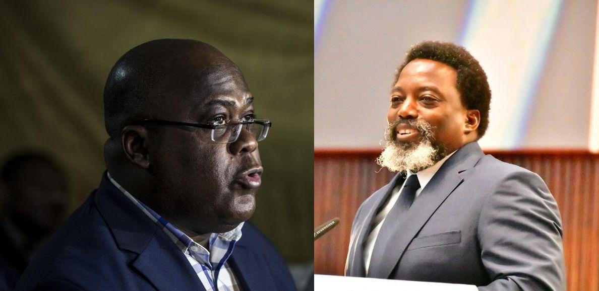 RDC: Kabila au palais présidentiel, Tshisekedi dans résidence du Premier ministre