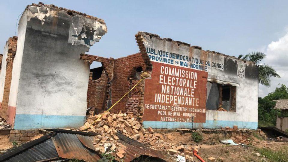 RDC: une cinquantaine de fosses communes découvertes à Yumbi, selon l'ONU
