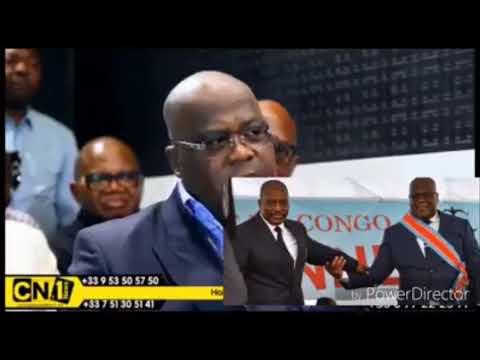 Felix Tshisekedi rattrapé une fois de plus par l'histoire (VIDEO)