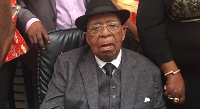 RDC: Antoine Gizenga est mort à Kinshasa à l'âge de 93 ans