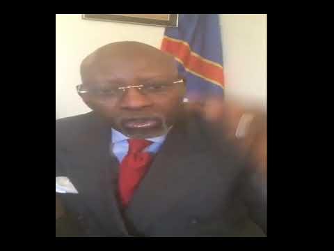 Le Professeur Ciakudia dénonce les accords secrets entre Kabila et Tshisekedi (VIDEO)