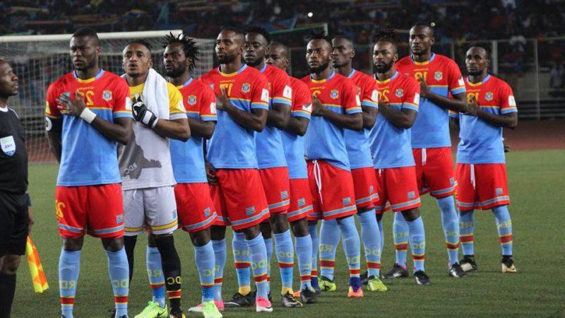 CAN 2019: la RDC se qualifie face au Liberia (1-0) et prend son ticket pour l'Egypte, le Congo-Brazzaville éliminé