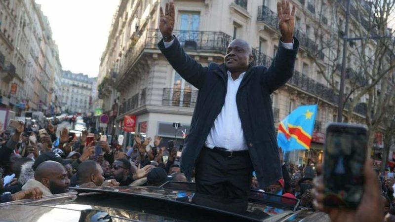 Martin Fayulu triomphe à Paris et annonce le soulèvement populaire en RDC