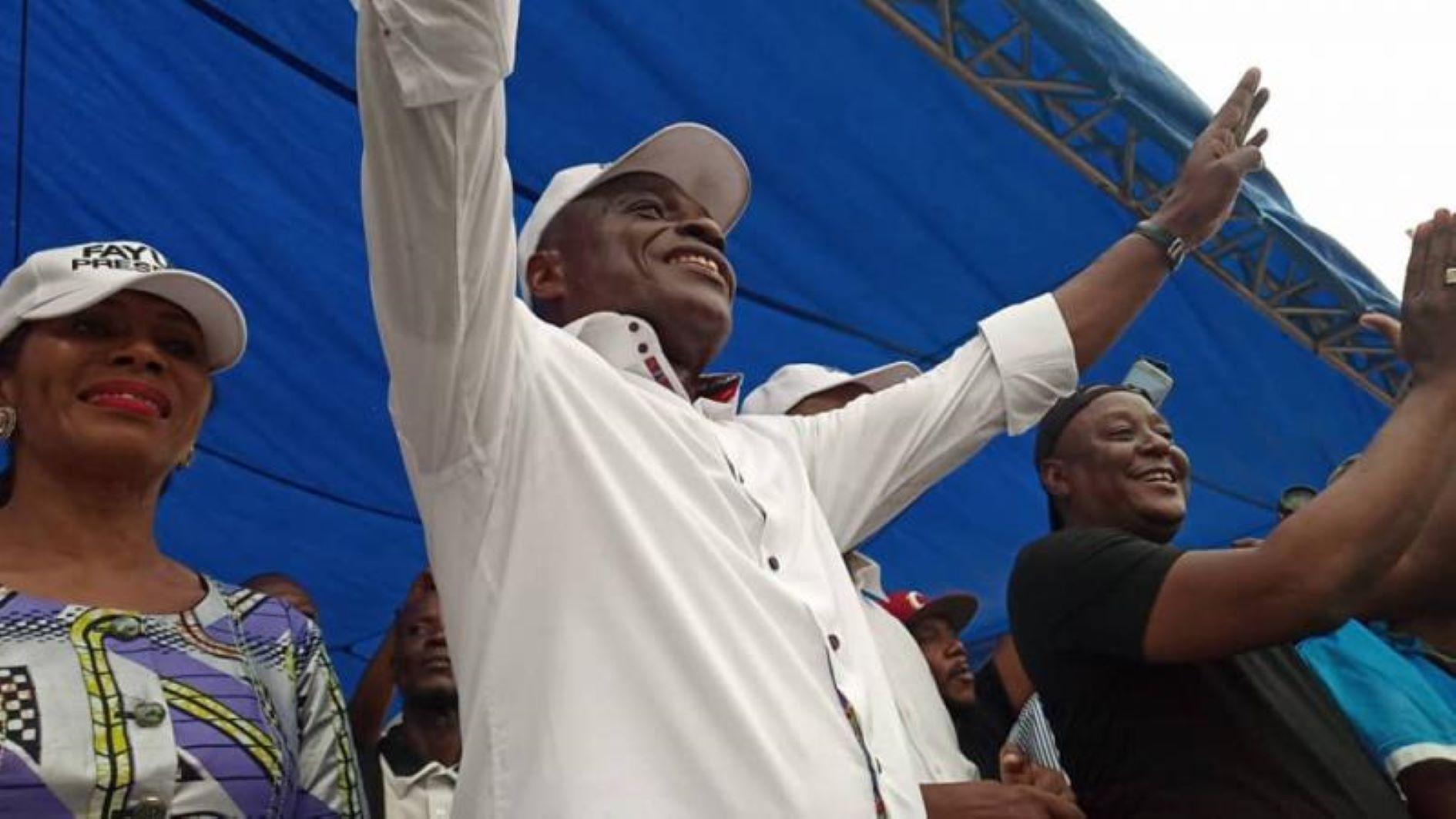 RDC: Martin Fayulu fait une rentrée triomphale à Kinshasa et appelle à la démission de Tshisekedi