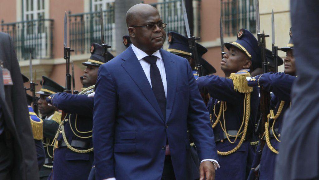 RDC: Felix Tshisekedi promet de «déboulonner le système dictatorial de Kabila»