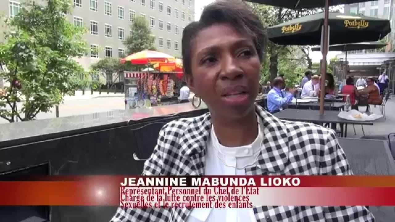 RDC: le PPRD propose Jeanine Mabunda Lioko à la présidence de l'Assemblée nationale