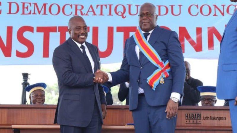 RD Congo: polémiques autour des célébrations du 17 mai