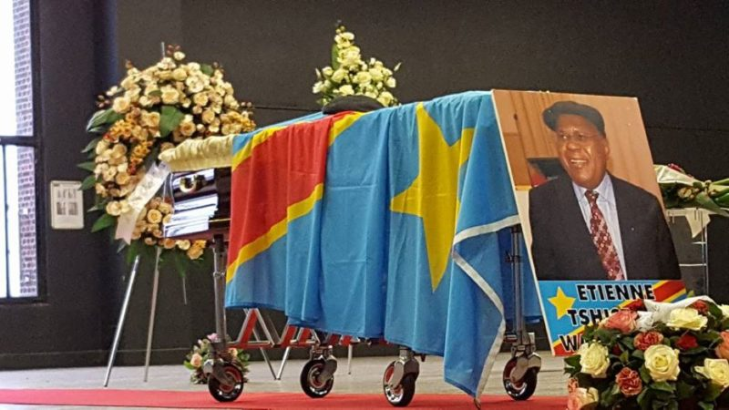 Obsèques d'Etienne Tshisekedi: l'avion a finalement décollé de Bruxelles pour Kinshasa