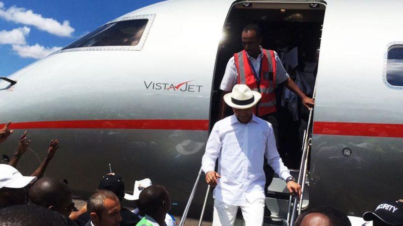 RDC: l'opposant Moïse Katumbi est de retour à Lubumbashi après trois ans d'exil