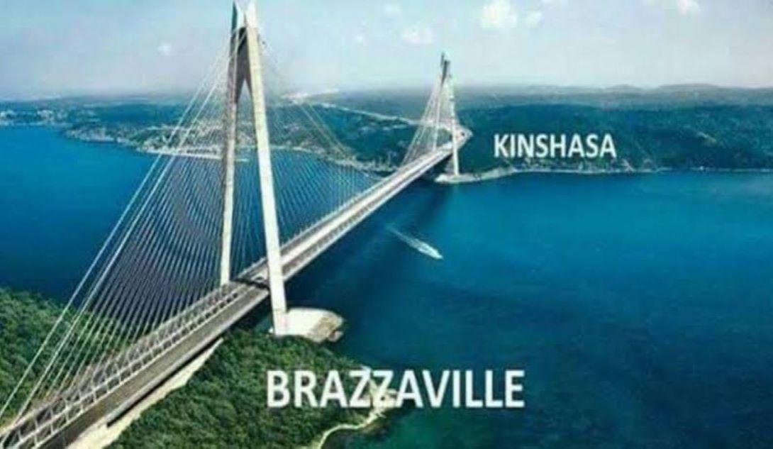 Le pont Kinshasa-Brazzaville fait des vagues sur les deux rives du fleuve Congo