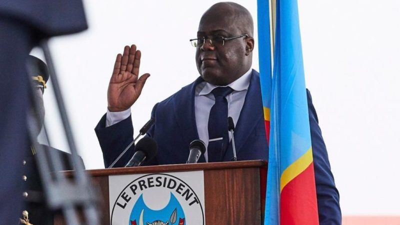 RDCongo: 180 millions d'euros pour construire un palais présidentiel